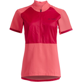 VAUDE eMoab Shirt Dame crimson red
